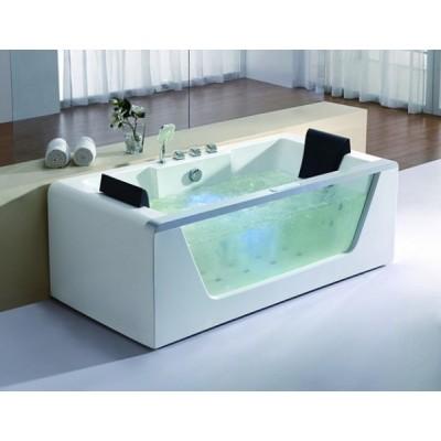 Ванна акриловая с гидромассажем EAGO AM 196 JDTS-1Z