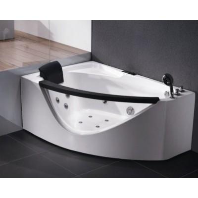 Ванна акриловая с гидромассажем EAGO AM 198 S