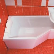 Ванна акриловая RAVAK BEHAPPY C171000000