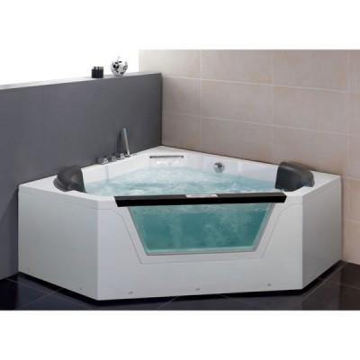 Ванна акриловая с гидромассажем EAGO AM156JDTSZ