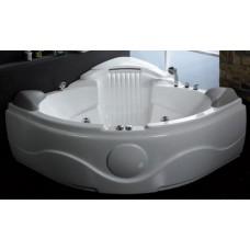 Ванна акриловая с гидромассажем EAGO AM505-2JDCLZ
