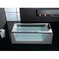Ванна акриловая с гидромассажем EAGO AM152JDTS-1ZZ