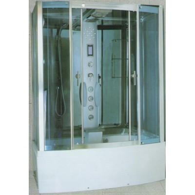 Душевая кабина с парогенератором  NAUTICO  421EHS